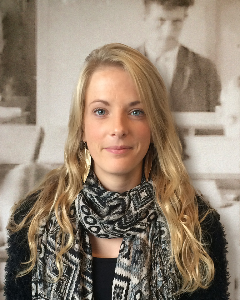 Loes Maandonks - Stagiair FUTURON; communicatiebureau Eindhoven